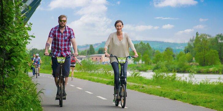 Svištěte branickou cyklostezkou na Rašínovo nábřeží nebo na Zbraslav