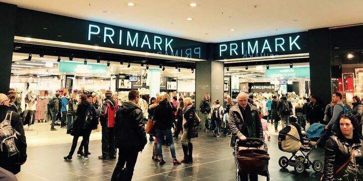 Jednodenní výlet autobusem: adventní nákupy v drážďanském Primarku