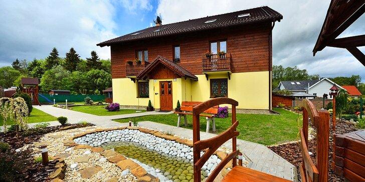 Pobyt v Liptovském Mikuláši: apartmán s kuchyňkou, minigolf i bazén
