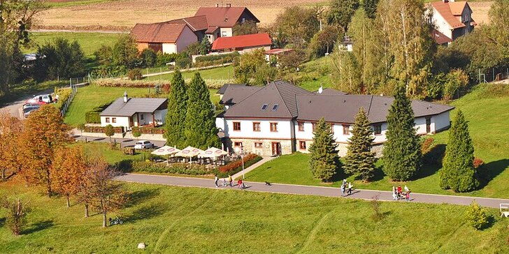 Podzimní pohoda ve 4* hotelu v Beskydech s privátním wellness a polopenzí