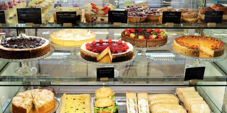 Otevřený voucher do 2 Steps 2 Heaven Café v hodnotě 130, 300 nebo 500 Kč