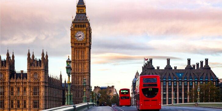 Podzimní Londýn, Stonehenge, Oxford i Windsor: 2 noci se snídaní, doprava