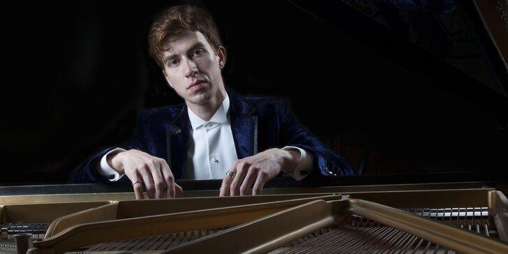 Vstupenka na klavírní koncert: Ilya Kondratiev v Praze