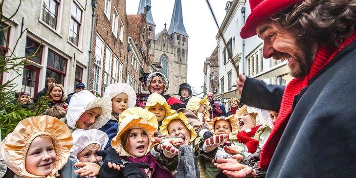 Pohádkové Vánoce jako od Dickense: adventní zájezd do Holandska