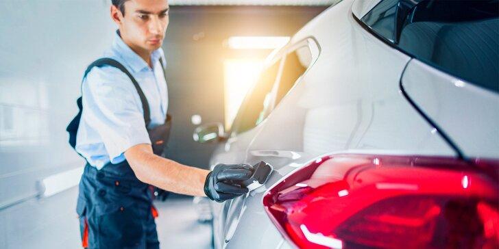 Péče o standardní i velké vozy: šetrné ruční mytí a využití nanotechnologie
