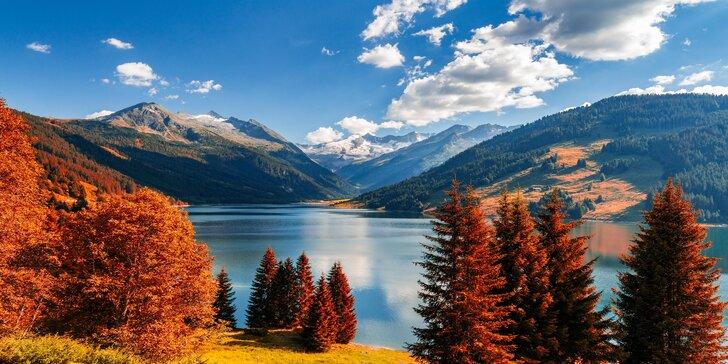 Podzimní Tyrolsko: 3–5 nocí s polopenzí, 2 děti do 14,99 let zdarma a slevová karta