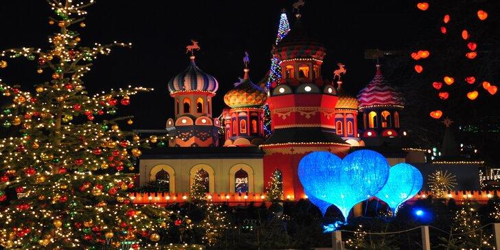 Výlet do krásné vánoční Kodaně: Malá mořská víla, královský palác i trhy