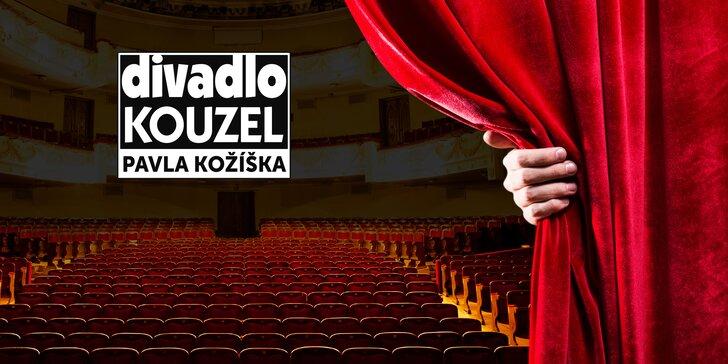 30% sleva na magická představení v Divadle kouzel Pavla Kožíška