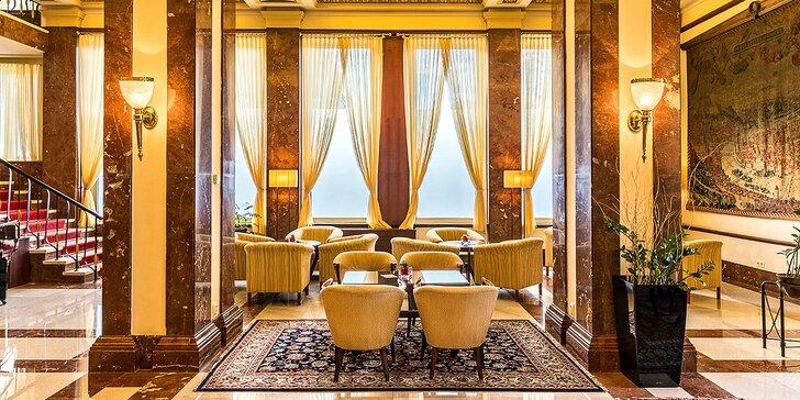 Legendární hotel International: pobyt se snídaní, skvělá dostupnost do centra
