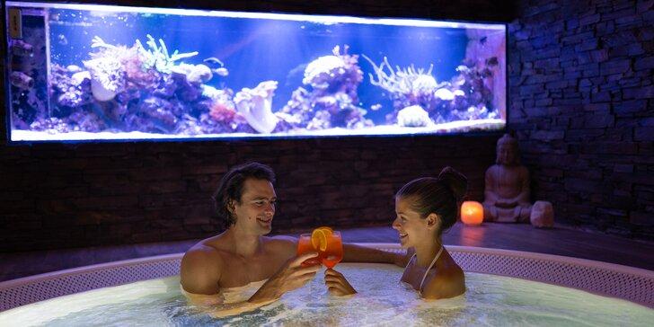 Relaxační pobyt ve Vinařství U Kapličky: polopenze, wellness a degustace vín