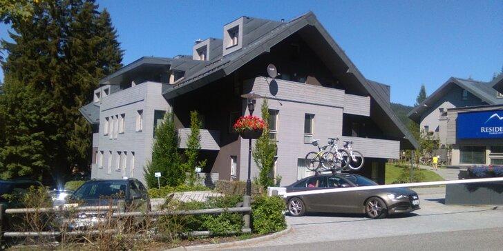 Podzim v Harrachově: ubytování v apartmánu až pro 4 osoby