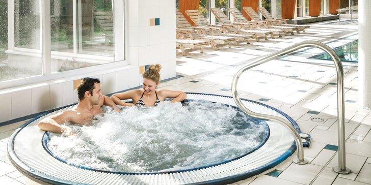 Konopné procedury a wellness: 4* hotel v Karlových Varech pro páry i jednotlivce