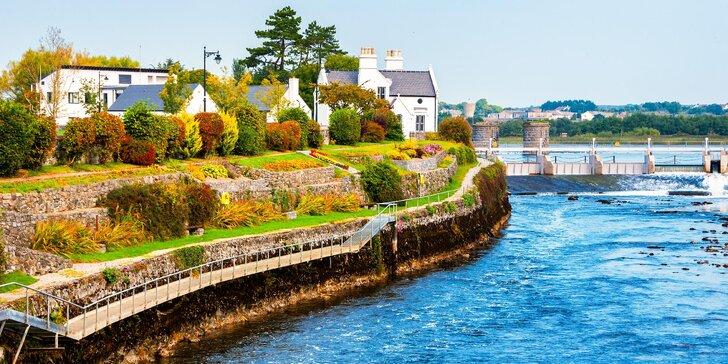 Podzimní Dublin, Moher, Galway a další krásy Irska: letenka, 3x ubytování a snídaně