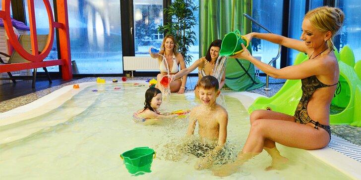 4* relax v Maďarsku s neomezeným wellness a polopenzí pro rodiny i páry