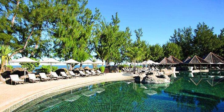 Luxusní dovolená v 5* resortu na Réunionu: 6–12 nocí s polopenzí, obří bazén