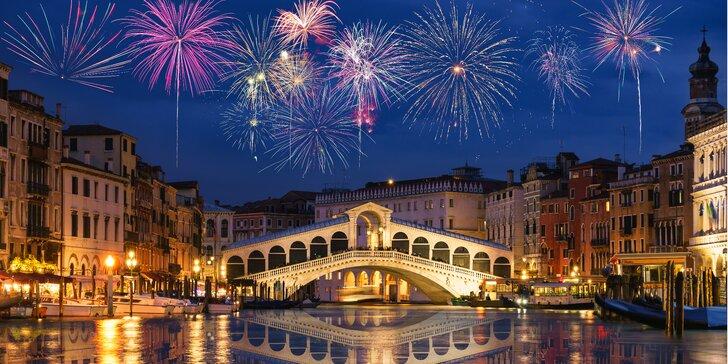 Přivítejte nový rok v Benátkách s prohlídkou ostrova Burano