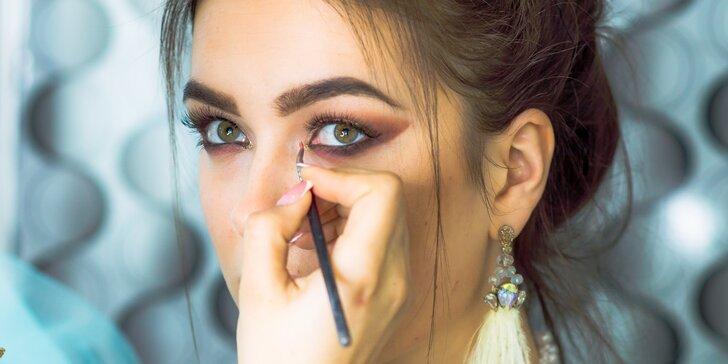 Zvěčněte svou krásu: proměna vizáže s focením pro jednu i dvě osoby