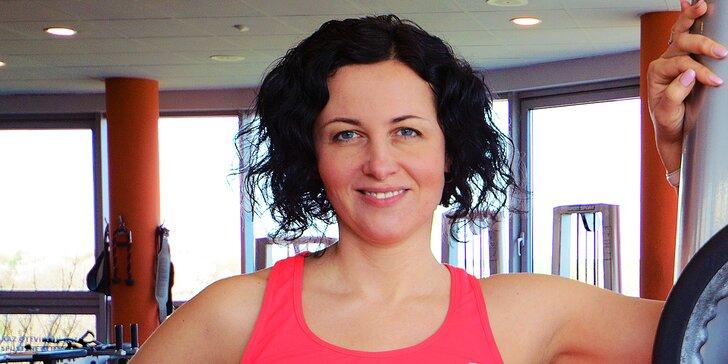Pavlína Alexová - osobní trenérka fitness