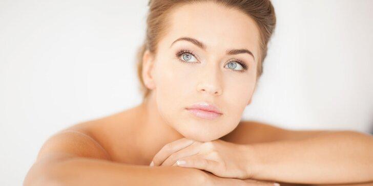 Krásná i po třicítce: ultrazvukové ošetření pleti vč. masáže obličeje a masky