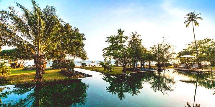 Dovolená v Indonésii: 6–12 nocí v 5* resortu na Lomboku, polopenze, bazén