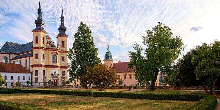 Podzimní pohoda nedaleko Litomyšle: wellness, polopenze a výlety