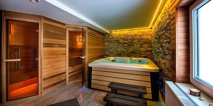 Luxusní Villa Bellevue: wellness jen pro vás, klid a krásný výhled na Tatry