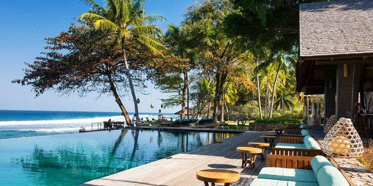 Za odpočinkem na exotický Lombok: 6–12 nocí v 5* resortu s polopenzí