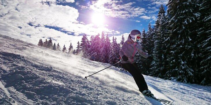 Skvělé jednodenní lyžování v oblíbeném rakouském středisku Hochficht