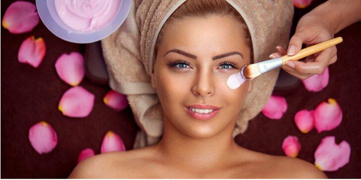 Dárkové poukazy do kosmetického salonu v hodnotě 500, 700 a 1 000 Kč