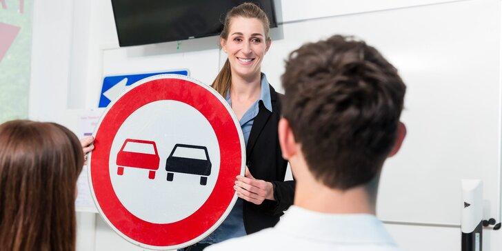 Získejte jistotu za volantem: 1–10 kondičních jízd pro řidiče osobního auta
