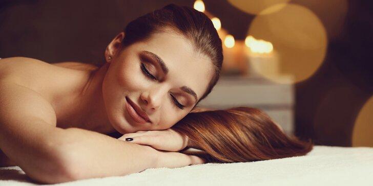 Luxusní balíček: 110 minut relaxace s masáží v Royal Jasmine Spa