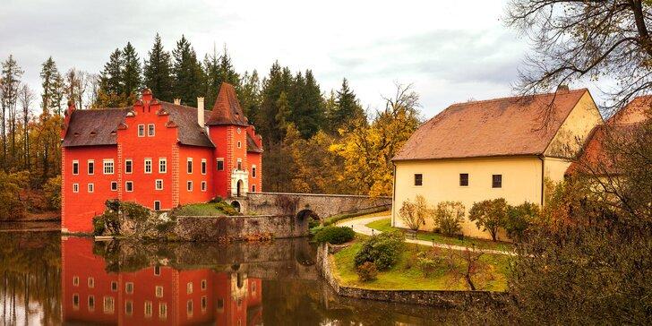 V páru nebo s rodinou do jižních Čech: pobyt s polopenzí a skvělým zázemím pro děti