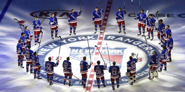 3 noci v New Yorku: letenka, ubytování a vstupenka na 2 zápasy NHL