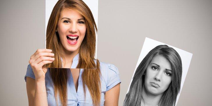 Proměňte svůj vzhled: kosmetická péče, líčení, stylový střih a účes