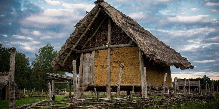 Kouzlo Keltů: víkendový fotografický workshop v unikátním skanzenu