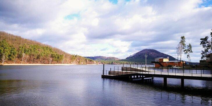 Pobyt u Máchova jezera: apartmán až pro 4 osoby, výlety i sauna