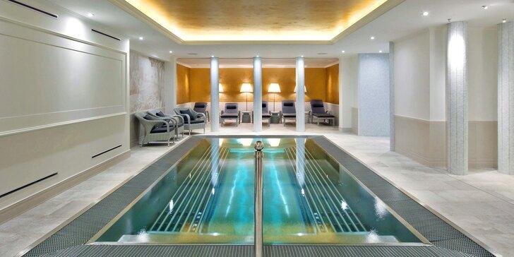 4* pobyt v centru Liberce: 3chodové menu, wellness nebo ubytování v prezidentském apartmá
