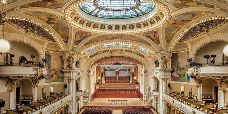 Strauss, Mozart, Dvořák & Opera with Ballet ve Smetanově síni Obecního domu