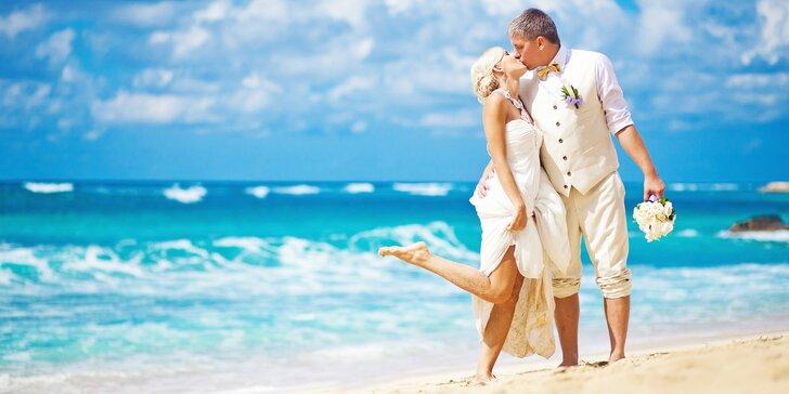 Svatba na Bali: 7 nocí v 3* a 4* hotelech, obřad na pláži i v chrámu a rafting