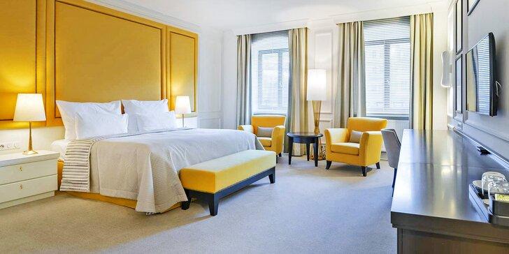 Snový pobyt v Karlových Varech: 4* hotel s nádherným wellness a polopenzí