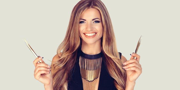 Střih pro krátké i dlouhé vlasy nebo barvení pro všechny délky vlasů