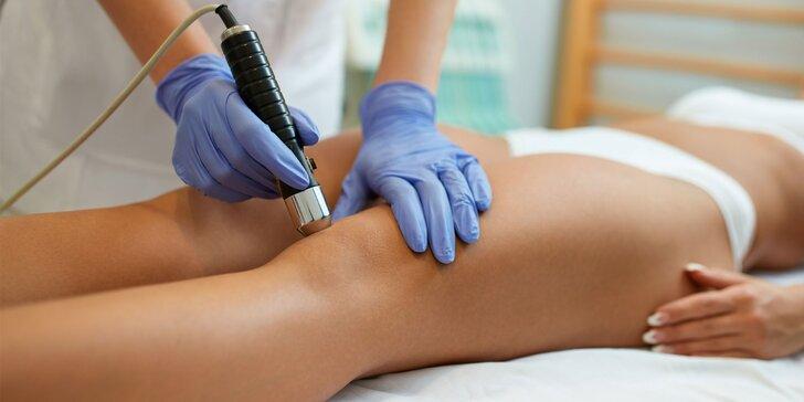 Fyzioterapeutické vyšetření a masáž suchou masážní vanou