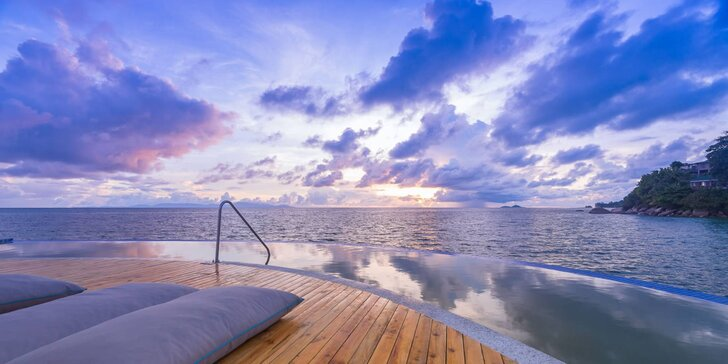 Dokonalý relax na Seychelách: 6–10 nocí ve 4* resortu s polopenzí a 2 bazény