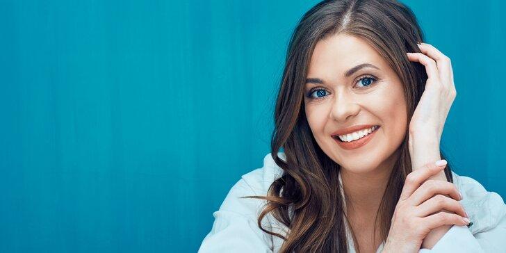 Mějte zdravý úsměv díky profesionální dentální hygieně s air flow