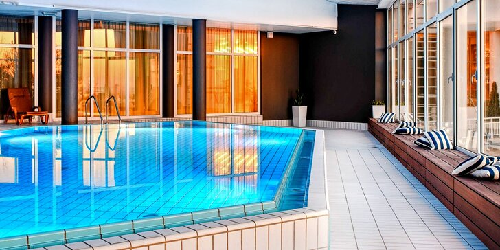 Až 8denní ráj u Baltského moře: wellness pobyt s polopenzí v luxusním hotelu