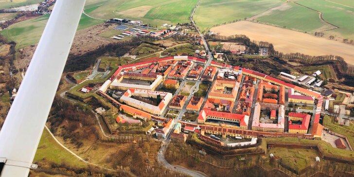 Lety s výhledem na české zámky: Ratibořice, Náchod, Kuks i Kunětická hora