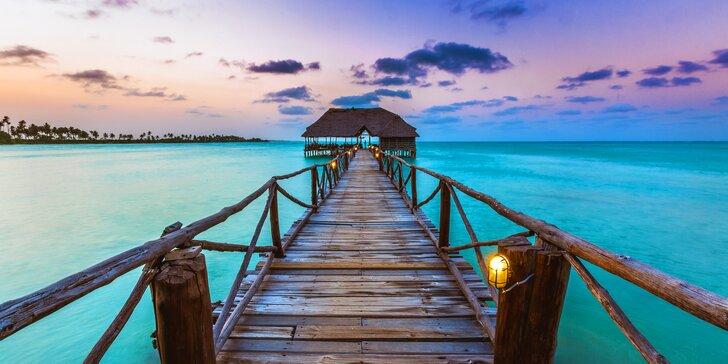 3* resort v africkém stylu na Zanzibaru: 6–12 nocí, all inclusive, nový bazén