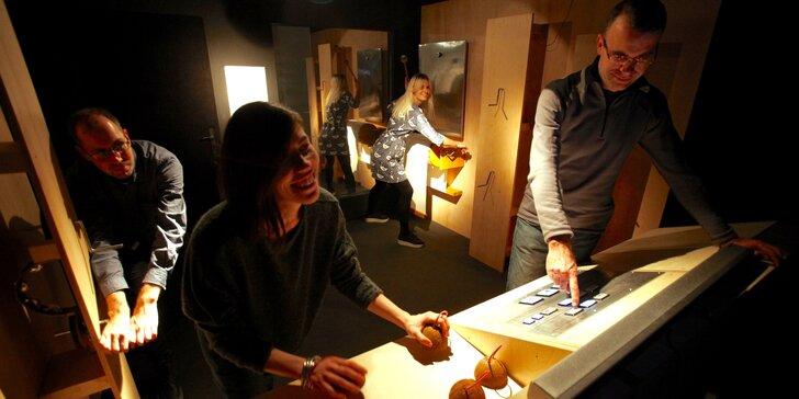 Vstupy do Národního filmového muzea NaFilM pro děti, dospělé i rodiny