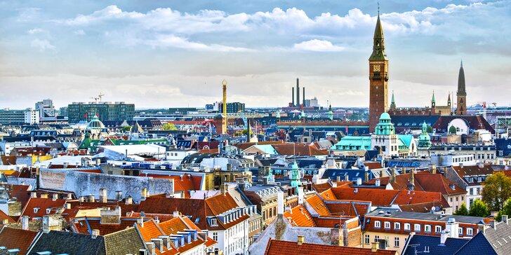 Výlet do Kodaně nejen za malou mořskou vílou: autobusová doprava i trajekt