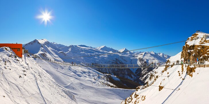 V zimě s rodinou do alpského Bad Gasteinu: all inclusive light, sauna a pobyt pro děti do 10,9 let zdarma